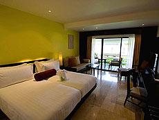 プーケット パトンビーチのホテル : アマリ プーケット(1)のお部屋「デラックス」