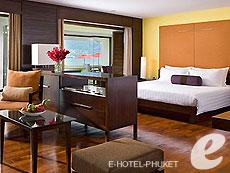プーケット スパ併設のホテル : アマリ プーケット(1)のお部屋「スイート」