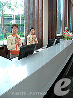 Reception  [Tower] : Amari Ocean Hotel Pattaya, with Spa, Phuket