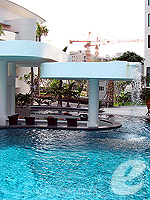 Pool Bar : Amari Ocean Hotel Pattaya, with Spa, Phuket