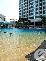 Kids Pool Area : Amari Ocean Hotel Pattaya, Fitness Room, Phuket