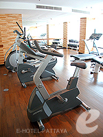 Fitness Gym : Amari Ocean Hotel Pattaya, with Spa, Phuket