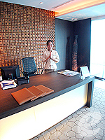 Spa Reception : Amari Ocean Hotel Pattaya, Fitness Room, Phuket