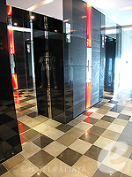 Lifts / Amari Ocean Hotel Pattaya, ฟิตเนส
