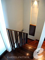 Stairs : Duplex Suite / Ocean Tower at Amari Ocean Hotel Pattaya, North Pattaya, Pattaya