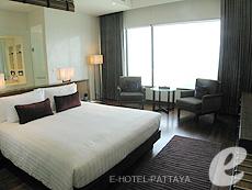 パタヤ ノースパタヤのホテル : アマリ オーシャン ホテル パタヤ(1)のお部屋「デュプレックススイート/オーシャンタワー」