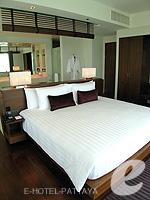 パタヤ ノースパタヤのホテル : アマリ オーシャン ホテル パタヤ(Amari Ocean Hotel Pattaya)のエグジクティブ クラブ オーシャン ビュー / オーシャン タワールームの設備 Bedroom