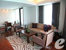 パタヤ ノースパタヤのホテル : アマリ オーシャン ホテル パタヤ(1)のお部屋「エグジクティブ クラブ オーシャン ビュー / オーシャン タワー」