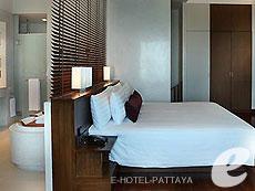 パタヤ ノースパタヤのホテル : アマリ オーシャン ホテル パタヤ(1)のお部屋「エグジクティブ クラブ / オーシャン タワー」