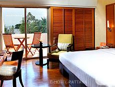 パタヤ ノースパタヤのホテル : アマリ オーシャン ホテル パタヤ(1)のお部屋「スーペリア バルコニー / ガーデン ウィング」