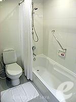 パタヤ ノースパタヤのホテル : アマリ オーシャン ホテル パタヤ(Amari Ocean Hotel Pattaya)のデラックス / ガーデン ウィングルームの設備 Batg Room