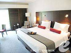 パタヤ ノースパタヤのホテル : アマリ オーシャン ホテル パタヤ(1)のお部屋「デラックス / ガーデン ウィング」
