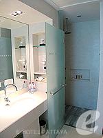 パタヤ ノースパタヤのホテル : アマリ オーシャン ホテル パタヤ(Amari Ocean Hotel Pattaya)のデラックス タワールームの設備 Bath Room