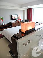 パタヤ ノースパタヤのホテル : アマリ オーシャン ホテル パタヤ(Amari Ocean Hotel Pattaya)のオーシャン デラックス / オーシャン タワールームの設備 Room View