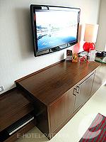 パタヤ ノースパタヤのホテル : アマリ オーシャン ホテル パタヤ(Amari Ocean Hotel Pattaya)のオーシャン デラックス / オーシャン タワールームの設備 TV