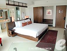 パタヤ ノースパタヤのホテル : アマリ オーシャン ホテル パタヤ(1)のお部屋「オーシャン デラックス / オーシャン タワー」