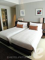 パタヤ ノースパタヤのホテル : アマリ オーシャン ホテル パタヤ(Amari Ocean Hotel Pattaya)のデラックス ファミリー / オーシャン タワールームの設備 Room View