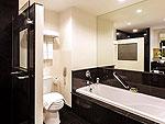 サムイ島 10,000~20,000円のホテル : アマリ コ サムイ(Amari Koh Samui)のスーペリア ガーデンウイングルームの設備 Bathroom