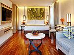 サムイ島 10,000~20,000円のホテル : アマリ コ サムイ(Amari Koh Samui)のデラックス タイ ヴィレッジルームの設備 Room View