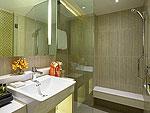 サムイ島 10,000~20,000円のホテル : アマリ コ サムイ(Amari Koh Samui)のデラックス タイ ヴィレッジルームの設備 Bathroom