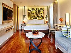 サムイ島 10,000~20,000円のホテル : アマリ コ サムイ(1)のお部屋「デラックス タイ ヴィレッジ」