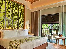 サムイ島 10,000~20,000円のホテル : アマリ コ サムイ(1)のお部屋「デラックス プールビュー」