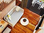 サムイ島 10,000~20,000円のホテル : アマリ コ サムイ(Amari Koh Samui)のデラックス ファミリー デュプレックスルームの設備 Loft