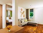 サムイ島 10,000~20,000円のホテル : アマリ コ サムイ(Amari Koh Samui)の2ベッドルーム ファミリー スイート プールビュールームの設備 Room View