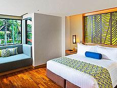 サムイ島 10,000~20,000円のホテル : アマリ コ サムイ(1)のお部屋「2ベッドルーム ファミリー スイート プールビュー」
