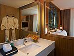 サムイ島 10,000~20,000円のホテル : アマリ コ サムイ(Amari Koh Samui)のジュニア スイート ビーチウイングルームの設備 Bath Room