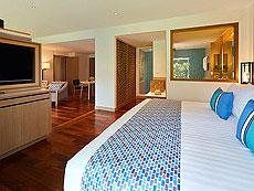 サムイ島 10,000~20,000円のホテル : アマリ コ サムイ(1)のお部屋「ジュニア スイート ビーチウイング」