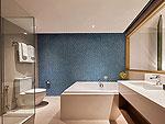サムイ島 10,000~20,000円のホテル : アマリ コ サムイ(Amari Koh Samui)のジュニア スイート オーシャンビュールームの設備 Bath Room