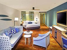 サムイ島 10,000~20,000円のホテル : アマリ コ サムイ(1)のお部屋「ジュニア スイート オーシャンビュー」