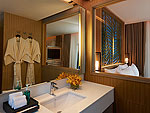 サムイ島 10,000~20,000円のホテル : アマリ コ サムイ(Amari Koh Samui)の2ベッドルーム ファミリー スイート ビーチウイングルームの設備 Bathroom