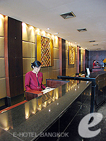 Reception / Amari Watergate Hotel & Spa,