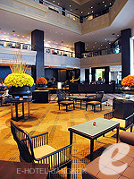 Lobby Lounge : Amari Watergate Hotel & Spa, Fitness Room, Phuket