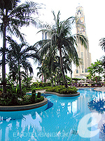 Swimming Pool : Amari Watergate Hotel & Spa, Fitness Room, Phuket