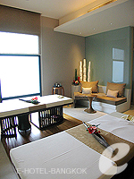 Treatment Room : Amari Watergate Hotel & Spa, Fitness Room, Phuket