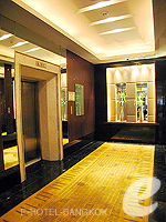 Lifts : Amari Watergate Hotel & Spa, Fitness Room, Phuket