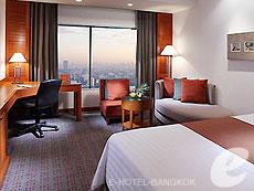 バンコク カップル&ハネムーンのホテル : アマリ ウォーターゲート ホテル & スパ(Amari Watergate Hotel & Spa)のお部屋「グランド デラックス」
