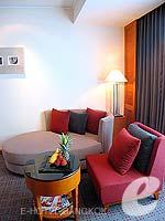 バンコク カップル&ハネムーンのホテル : アマリ ウォーターゲート ホテル & スパ(Amari Watergate Hotel & Spa)のエグゼクティブ ルームルームの設備 Bedroom