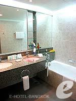 バンコク カップル&ハネムーンのホテル : アマリ ウォーターゲート ホテル & スパ(Amari Watergate Hotel & Spa)のエグゼクティブ ルームルームの設備 Room View