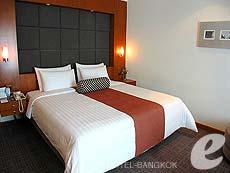 バンコク カップル&ハネムーンのホテル : アマリ ウォーターゲート ホテル & スパ(Amari Watergate Hotel & Spa)のお部屋「エグゼクティブ ルーム」
