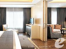 バンコク カップル&ハネムーンのホテル : アマリ ウォーターゲート ホテル & スパ(Amari Watergate Hotel & Spa)のお部屋「エグゼクティブ スイート」