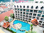 Swimming Pool : Amata Patong, 2 Bedrooms, Phuket