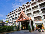 プーケット ファミリー&グループのホテル : アマタ パトン 「Extarior」