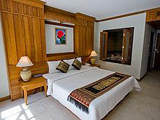 プーケット 5,000~10,000円のホテル : アマタ パトン(1)のお部屋「デラックス」