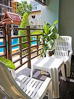 プーケット インターネット接続(無料)のホテル : アマタ パトン(Amata Patong)のデラックス プールアクセスルームの設備 Pool Access