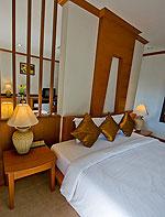 プーケット 5,000~10,000円のホテル : アマタ パトン(Amata Patong)のジュニアスイートルームの設備 Bedroom