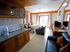 プーケット 5,000~10,000円のホテル : アマタ パトン(1)のお部屋「ジュニアスイート」